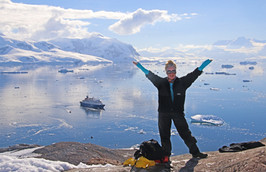 25 - Antarctica - Karen - Loftus - Women