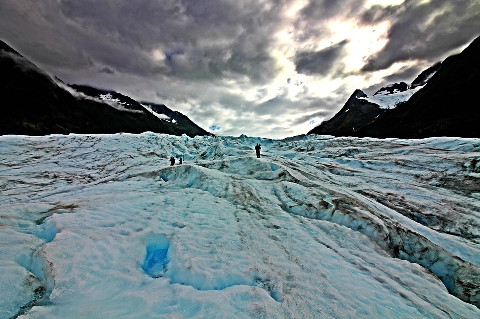Alaska, Women's Adventure Travels, Karen Loftus