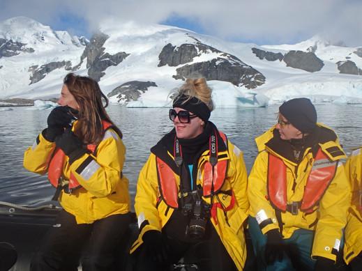 28 - Antarctica - Karen - Loftus - Women