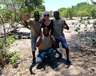 Womens Adventure Travel, solo travel for women, all women safaris in africa, badass, all women safaris in botswana