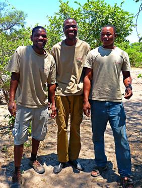 The Boys of Botswana