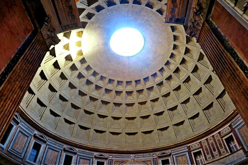 The Pantheon, Italy