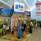 Speaking at ATMEX Adventure Travel Mexic