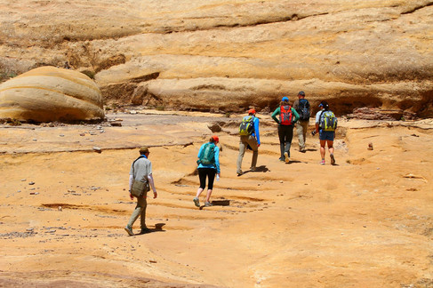 The Walk to Petra