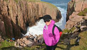 MG2000 Hiking Ireland's Wild Atlantic Wa