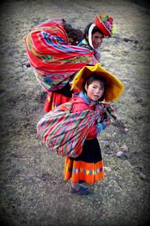 Homeward Bound, Peru