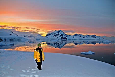 10 - Antarctica - Karen - Loftus - Women