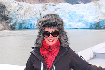 Womens Adventure Travel, solo travel for women, womens trips to Alaska, wellness trips to Alaska, badass