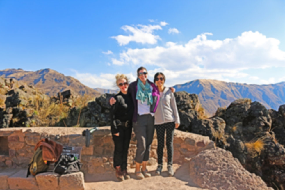 Womens Adventure Travel, solo travel for women, International Women's Day, women's trips to Peru & Machu Picchu, hiking trips for women