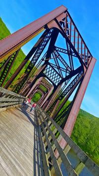 Rail to Trail, Pennsylvania