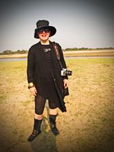 Karen Loftus in Zambia