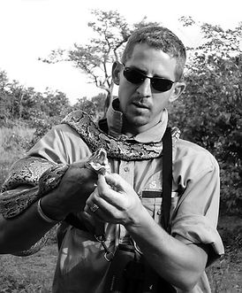 brent reed, african safari, brent reed of revealing africa