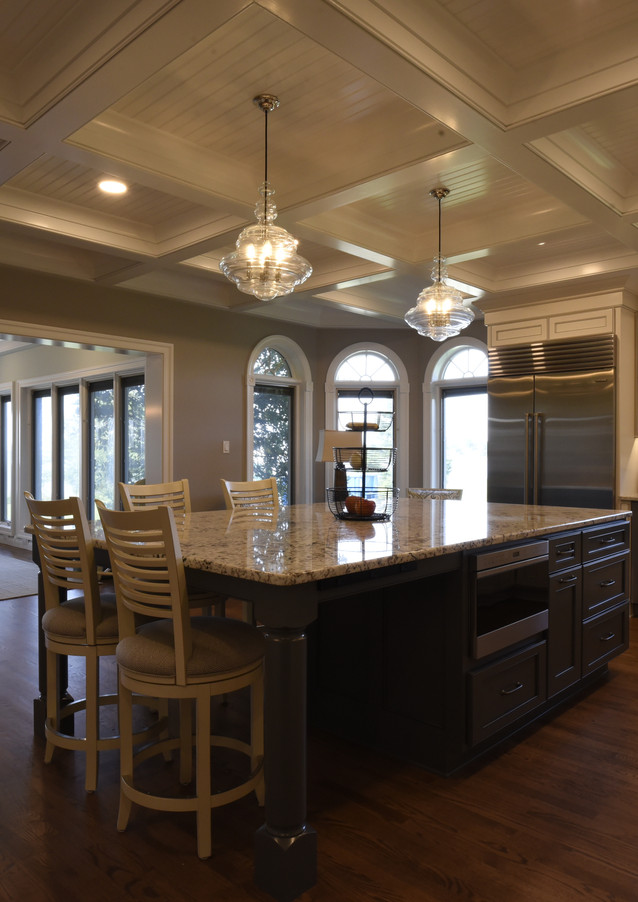 Bay Colony Custom remodel in Ocean View
