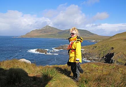 16 - Antarctica - Karen - Loftus - Women