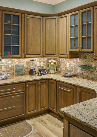 New kitchen, wet bar, secondary kitchen