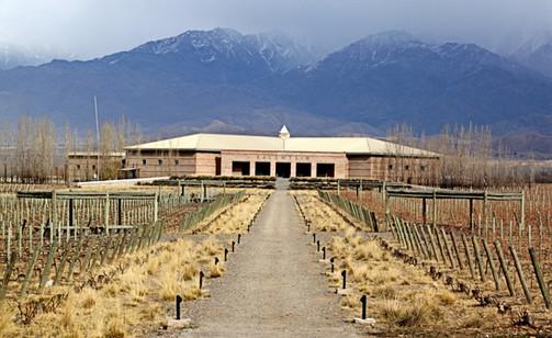 Salentein Winery, Argentina