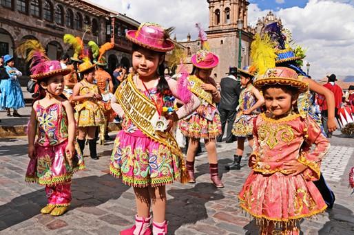 Peruvian Pomp & Circumstance