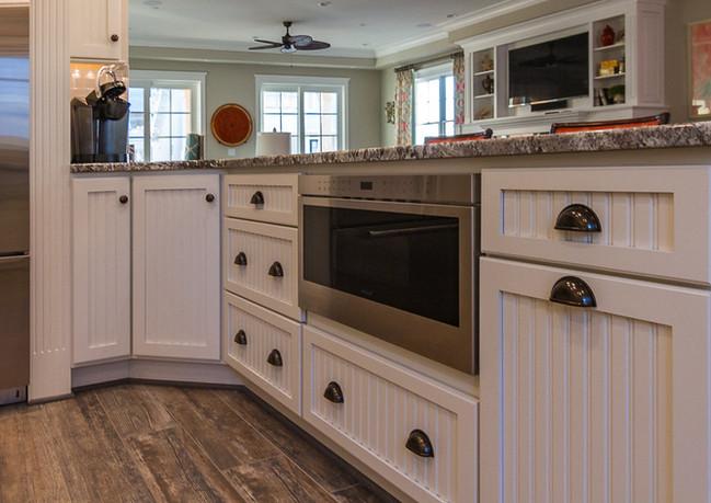 New kitchen, Shore Point