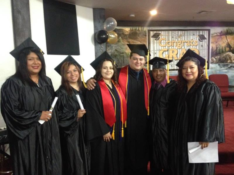 Biblical Counseling Graduation