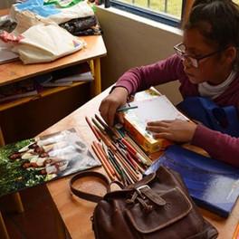 Cartas para familias de la Sierra Nevada de Santa Marta