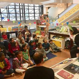 Festival literatura infantil y juvenil