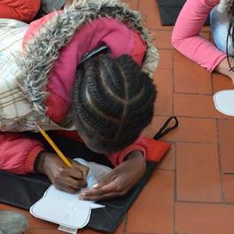 Escritos a niños Kogui y Wiwa