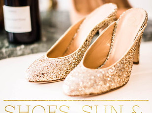 Live Bravely: Shoes, Sun & Shiny Things