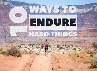 Living Bravely: Take Heart! 10 Ways to Endure Through Hard Things