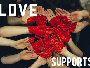 Live Bravely: Love Supports