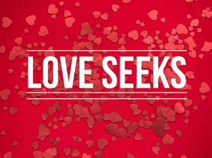 Live Bravely:  Love Seeks