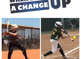 Live Bravely: When Life Throws a Change-Up
