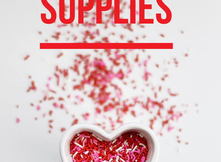 Live Bravely: Love Supplies