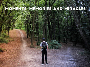 Live Bravely: Moments, Memories and Miracles