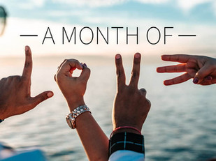 Live Bravely: A Month of Love
