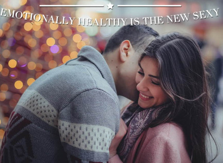 Live Bravely: Emotionally Healthy is the New Sexy