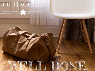 Got Baggage? Well done.