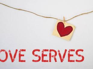Live Bravely:  Love Serves