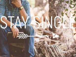 Live Bravely: Stay Single