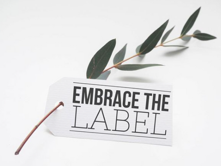 Embrace The Label
