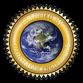 Certified By MainStream Engineers