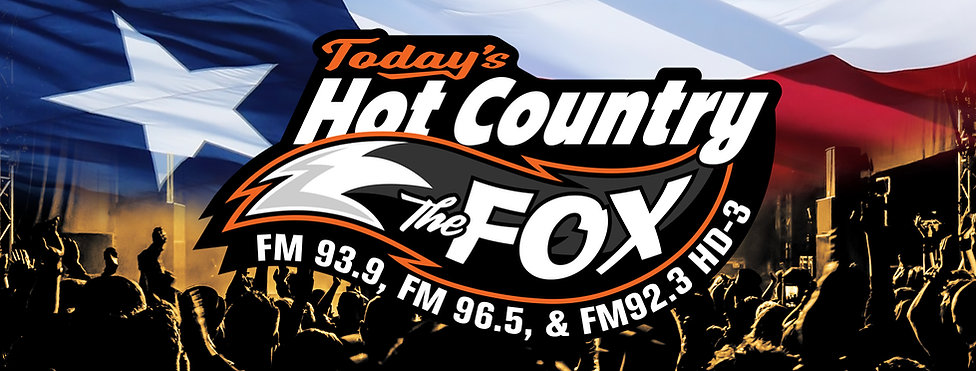 FB - HEADER - Todays Hot Country The FOX