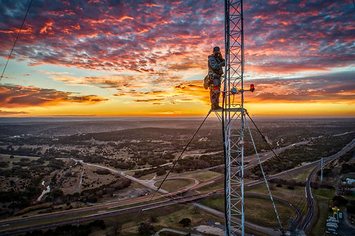 fox tower sunset climber 1 aurora