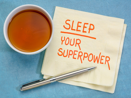 Sleep - It's Our Superpower!