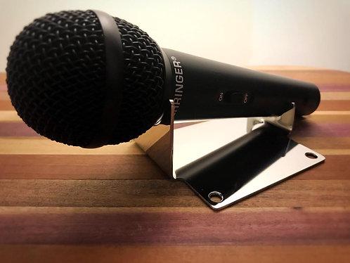 Suporte Microfone Lateral