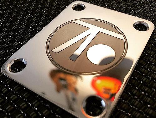 Neck Plate Personalizado (INOX)