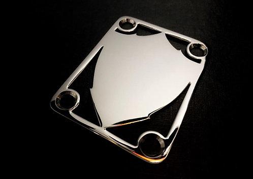Neck Plate Escudo (INOX)