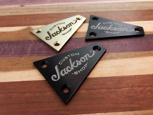Plate Tensor Jackson (ALUMÍNIO)