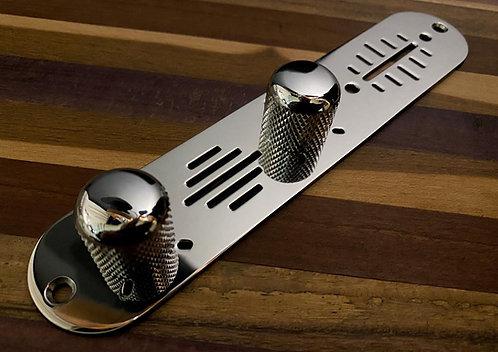 Control Plate Rádio (INOX)