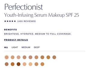 Fabulous Foundation Estee Lauder Perfectionist Youth Infusing