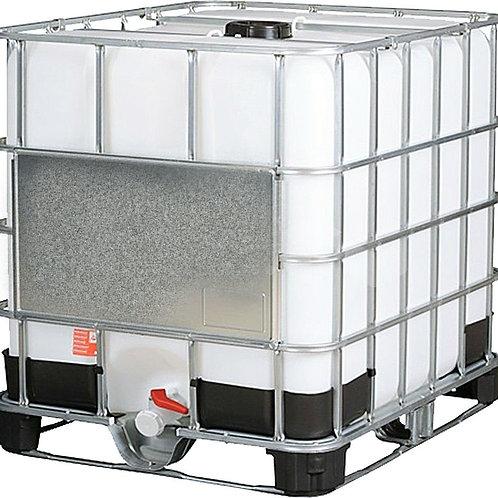 Еврокуб 1000 литров на комбинированном поддоне
